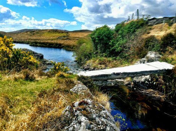 Pictures of Ireland: Furbo, Cashla, Camus, Rosmuc & Maam, Connemara April 2015
