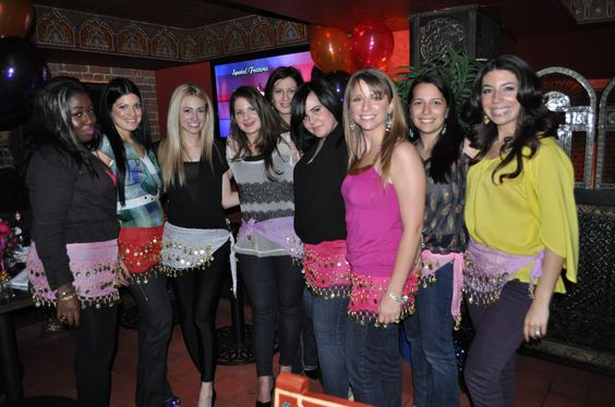 Getting up for a dance or two!  We have belly dancing belts available for purchase as favours for your next event!  www.berberlounge.ca