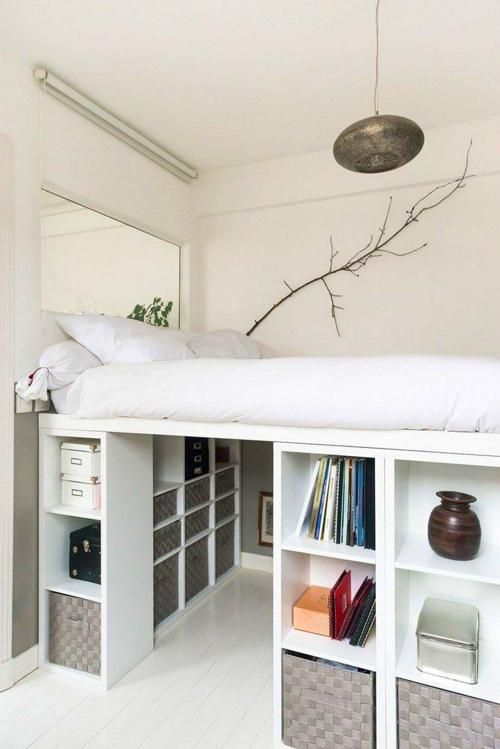 Bedroom Ideas Ikea Loft Bed Bunker Bed Diy Loft Bed