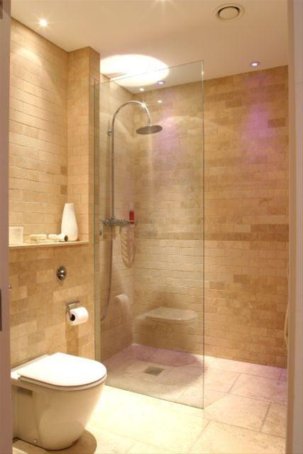 Walk In Wet Room Designs: Aquaproof Wetroom System