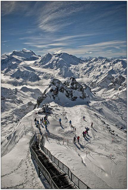 Verbier, Canton of Valais, Switzerland