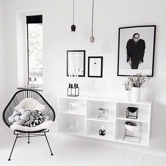 Chic Minimalist Decor Ideas