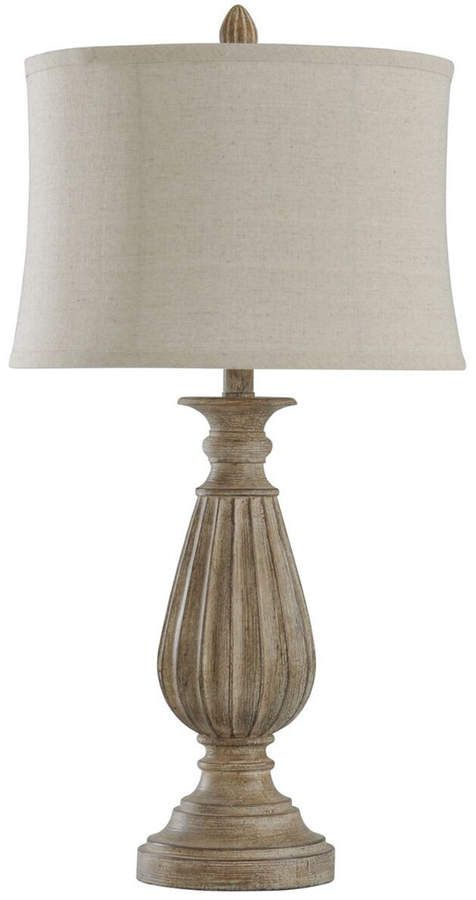 Stylecraft Style Craft 29in Poly Table Lamp Traditional Table Lamps Table Lamp Lamp