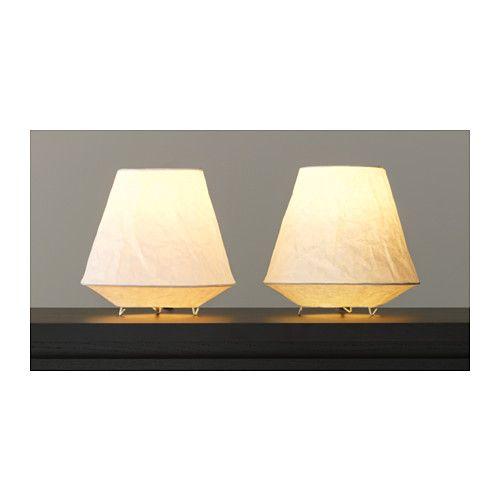 l ter tischleuchte ikea produkte pinterest lampions papier und filo teig. Black Bedroom Furniture Sets. Home Design Ideas