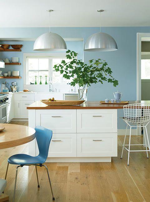 Kitchen Cabinet Color Ideas Inspiration Benjamin Moore Kitchen Cabinet Colors Blue Kitchen Walls Blue Green Kitchen