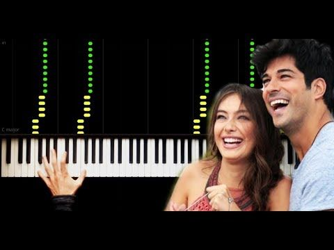 9 Kara Sevda Anlatamam Piano Tutorial By Vn Youtube Piano Tutorial Piano Songs Piano