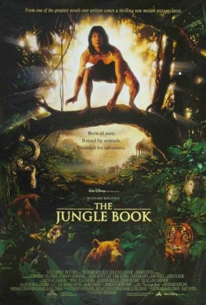 John Alvin The Jungle Book (1994) 21/09/16