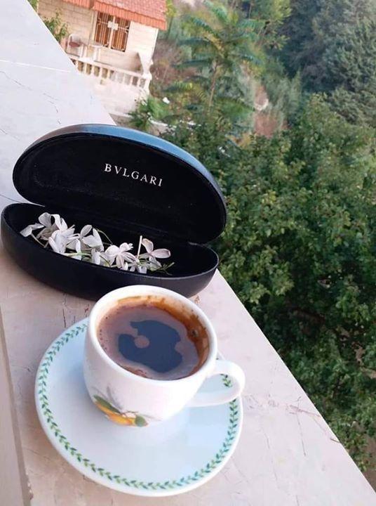 القهوة إما أن تكون محلاة وتتلذذ بالسكر وإما أن تكون بدون سكر وتتلذذ بالبن Tableware Glassware Bvlgari