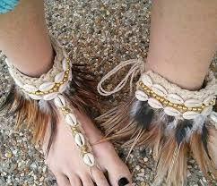Resultado de imagen para barefoot sandals brazilian