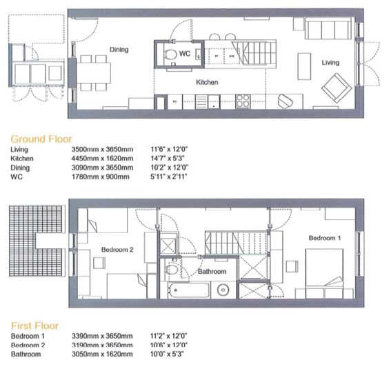 Apartment Unit Plans | Residential Units Are 20 Wide Or Wider But