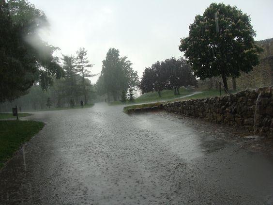 raining,Kalemegdan