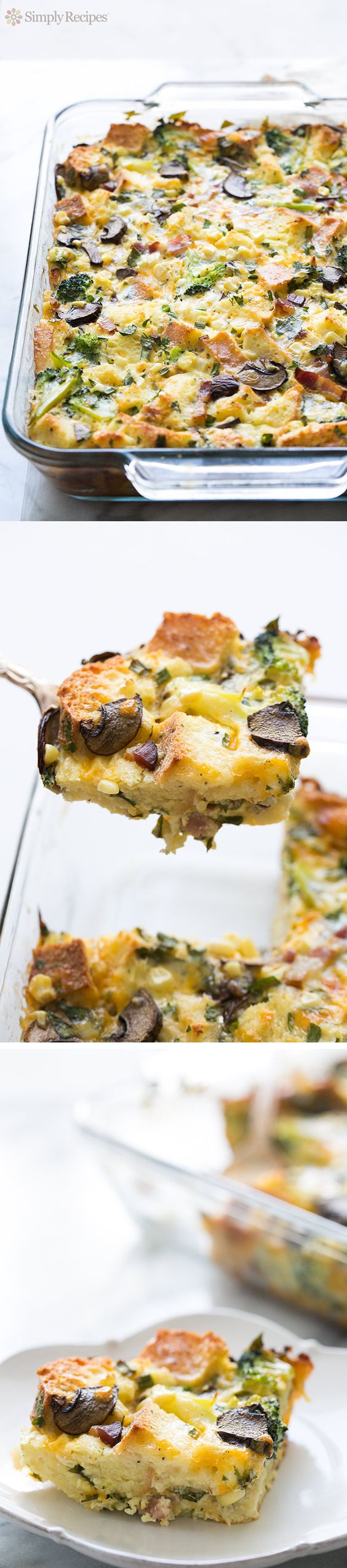 As-You-Like-It Breakfast Casserole ~ Easy-to-make breakfast casserole ...