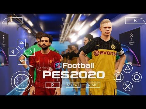Pes 2020 Ppsspp Chelito V8 Terbaru 500mb Last Transfer Eropa 2020 Hd Camera Ps4 Android Offline Iso Youtube Ps4 Android Game Download Free Download Games