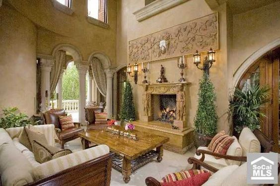 Italian Renaissance Villa in California « Homes of the Rich – The Webs #1 Luxury Real Estate Blog