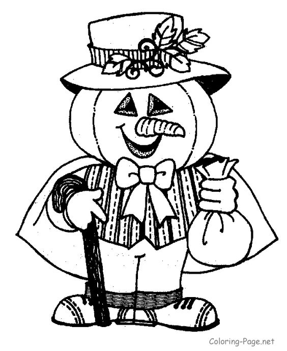 printable religious halloween coloring pages - photo#27