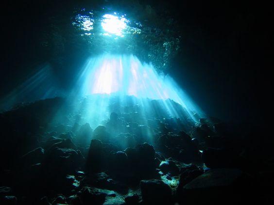 Cenote Dzombakal, Yucatán, México