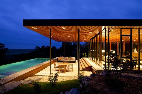 Wimberley Residence by Cunningham Architects