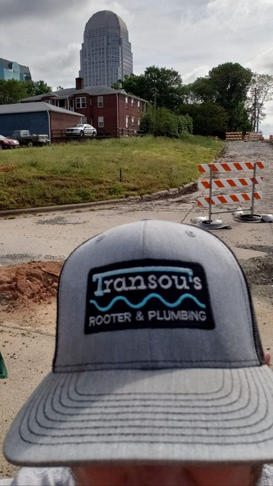 We Are Here For You Winston Salem Winstonsalem Downtownws Plumbwithfamily Transousrooterandplumbing Rooter Plumbing Winston Salem Plumbing