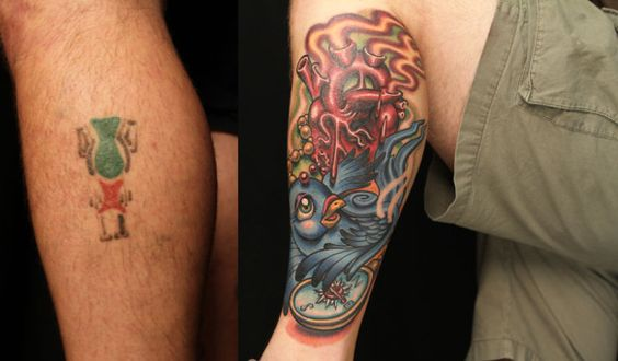 Coverup by Josh Woods