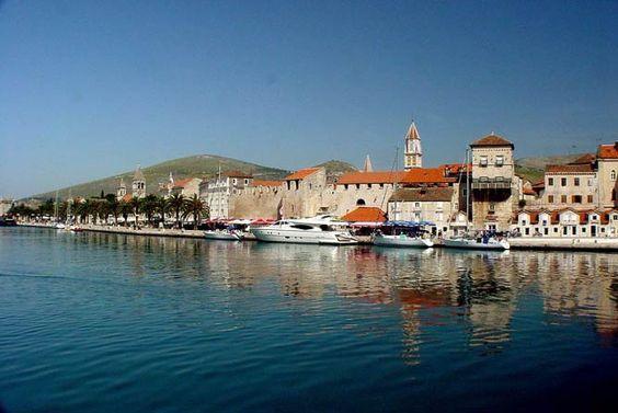 Trogir Kroatien