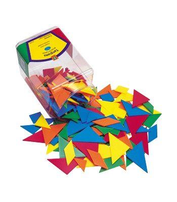 Tangrams Manipulative - Carson Dellosa Publishing Education Supplies