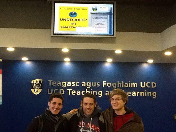 Smartvote Team at UCD