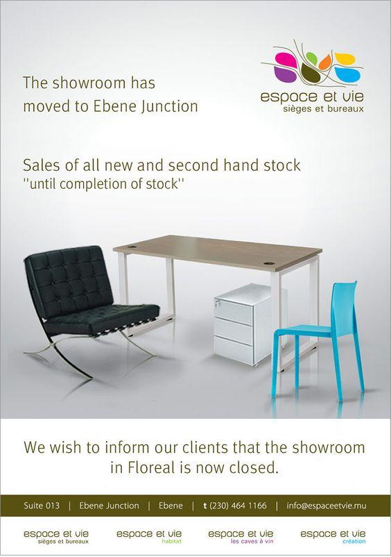 Espace et Vie (Sièges et Bureaux Ltd) - Showroom has moved to Ebene - logiciel de creation de meuble d gratuit