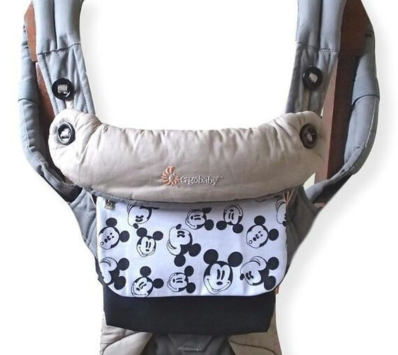 Baby carrier pouch by Jingle Bib