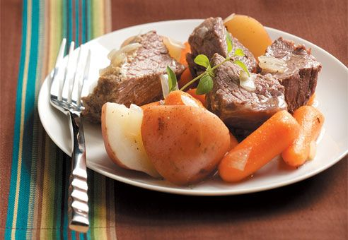 baby carrots potatoes pot roast cups red beef medium beef chuck roast ...