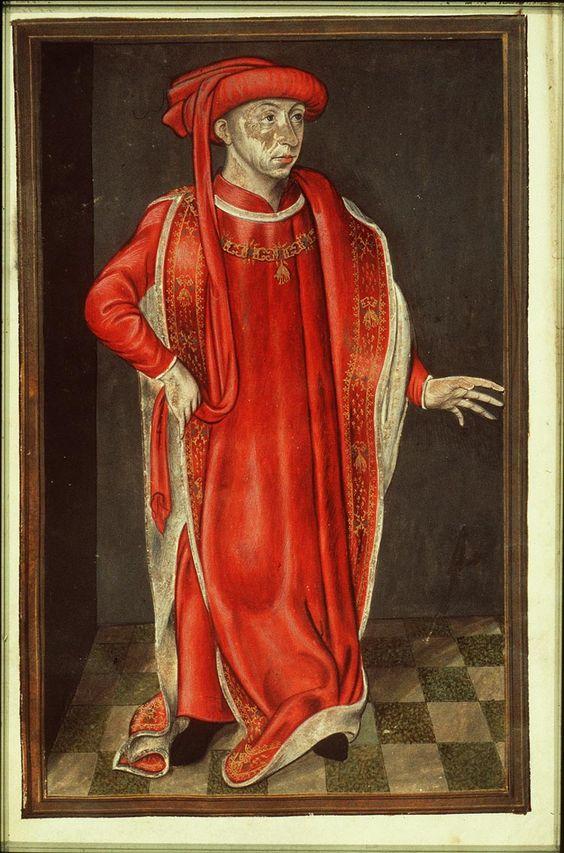 Philip the Good, Duke of Burgundy