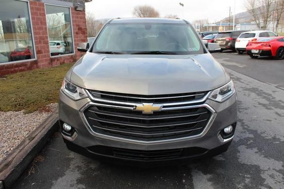 2019 Chevrolet Traverse Lt Cloth 4x4 4dr Suv W 1lt Chevrolet