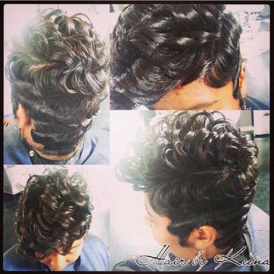 Fabulous Beautiful Finger Waves And Fingers On Pinterest Short Hairstyles For Black Women Fulllsitofus