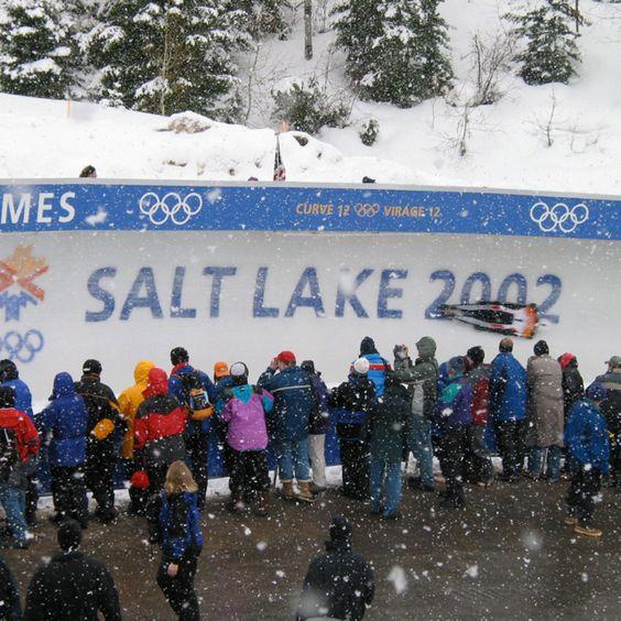 Jim Shea wins gold in 2002 olympics in SLC