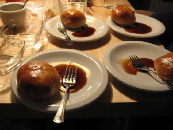 Chinese Restaurant Yeast Rolls