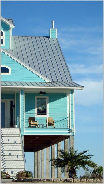 Best House On Stilts Hmmm Coastal Living Pinterest 640 x 480