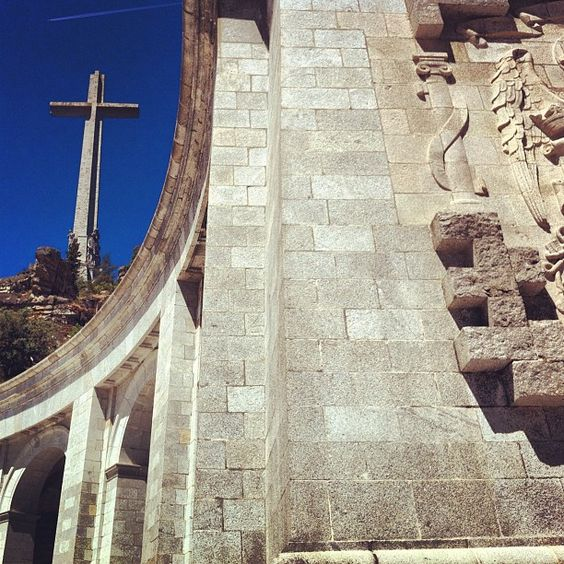 Valley of the Fallen #travel #spain