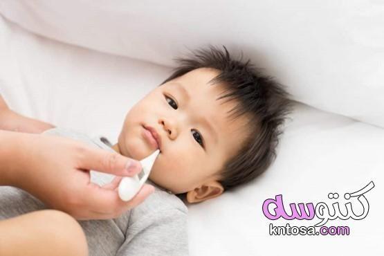 حمى التيفوئيد أسباب الحمى عند الأطفال الصغار طرق سريعة وفعالة للتغلب على حمى الأطفال الصغار Baby Face Children Baby