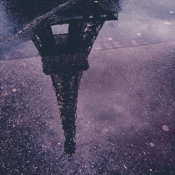 PARIS THUNDER. #paris #inlove