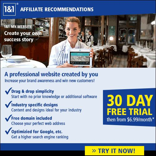 AFFILIATE MARKETING COLLECTIONS IN BLOG: Get your domains and flexible hosting for your web...