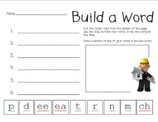 3 Vowel Pattern Worksheets {Free Download | Worksheets, Patterns ...