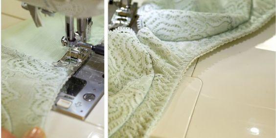 Tips y consejos para coser trajes de baño y ropa interior                                                                                                                                                                                 Más