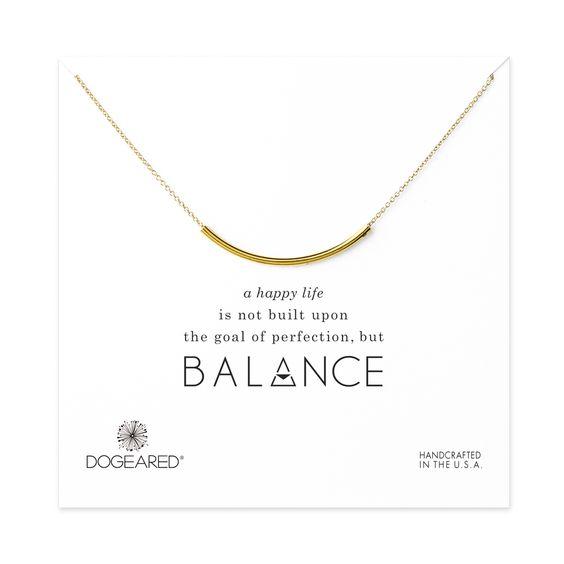 Mousseux balance tube courbé collier plaqué or pendentif collier clavicule chaînes mode déclaration collier femmes bijoux dans Pendentifs de Bijoux sur AliExpress.com | Alibaba Group