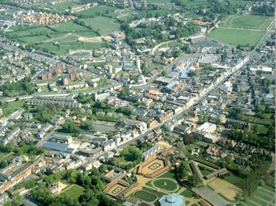 Newmarket, Suffolk, England - lived there for several years.