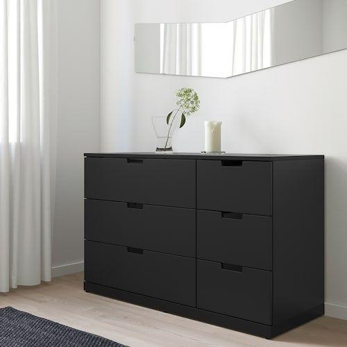 収納たっぷり!IKEAのベッドフレーム&チェストシリーズNORDLI(ノールドリ)