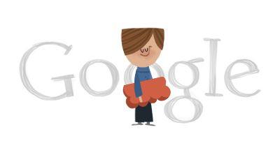 Google's Valentines message!
