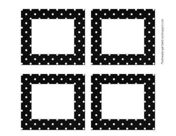 Need some cute polka dot labels to organize supplies in your classroom