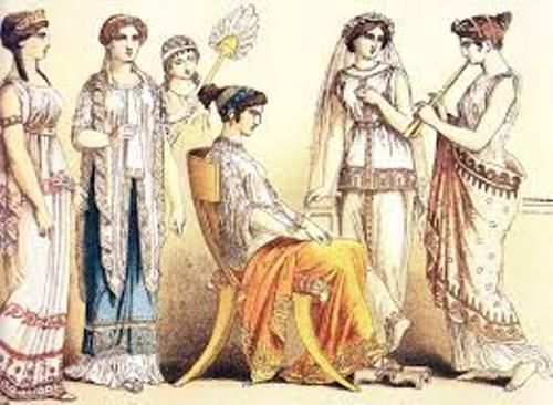 10 Facts about Ancient Greece Clothing | Fact File