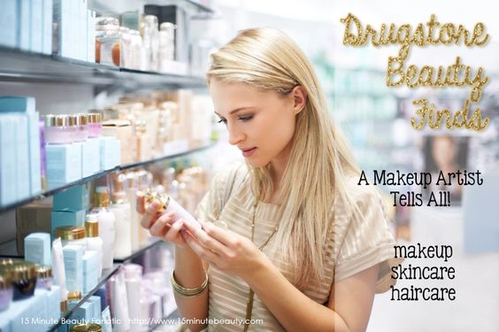 How to make drugstore beauty products (makeup, hair and skin care) work and look like they are much more expensive!  A pro makeup artist spills her favorite brands and tips!