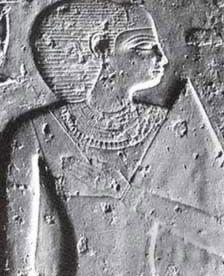 Egypt: Hetepheres I (la reina mariposa)