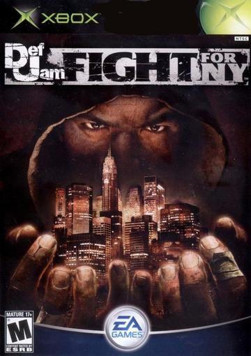 Def Jam Fight For Ny Xbox Descarga Juegos Juegos De Consolas Juegos Xbox